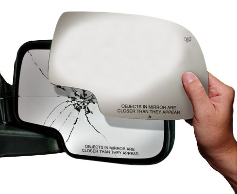 Mirror Replacement For Side Rearview Mirrors